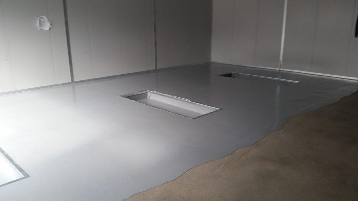 Naprawy posadzek betonowych -  3 alternatywne metody 3