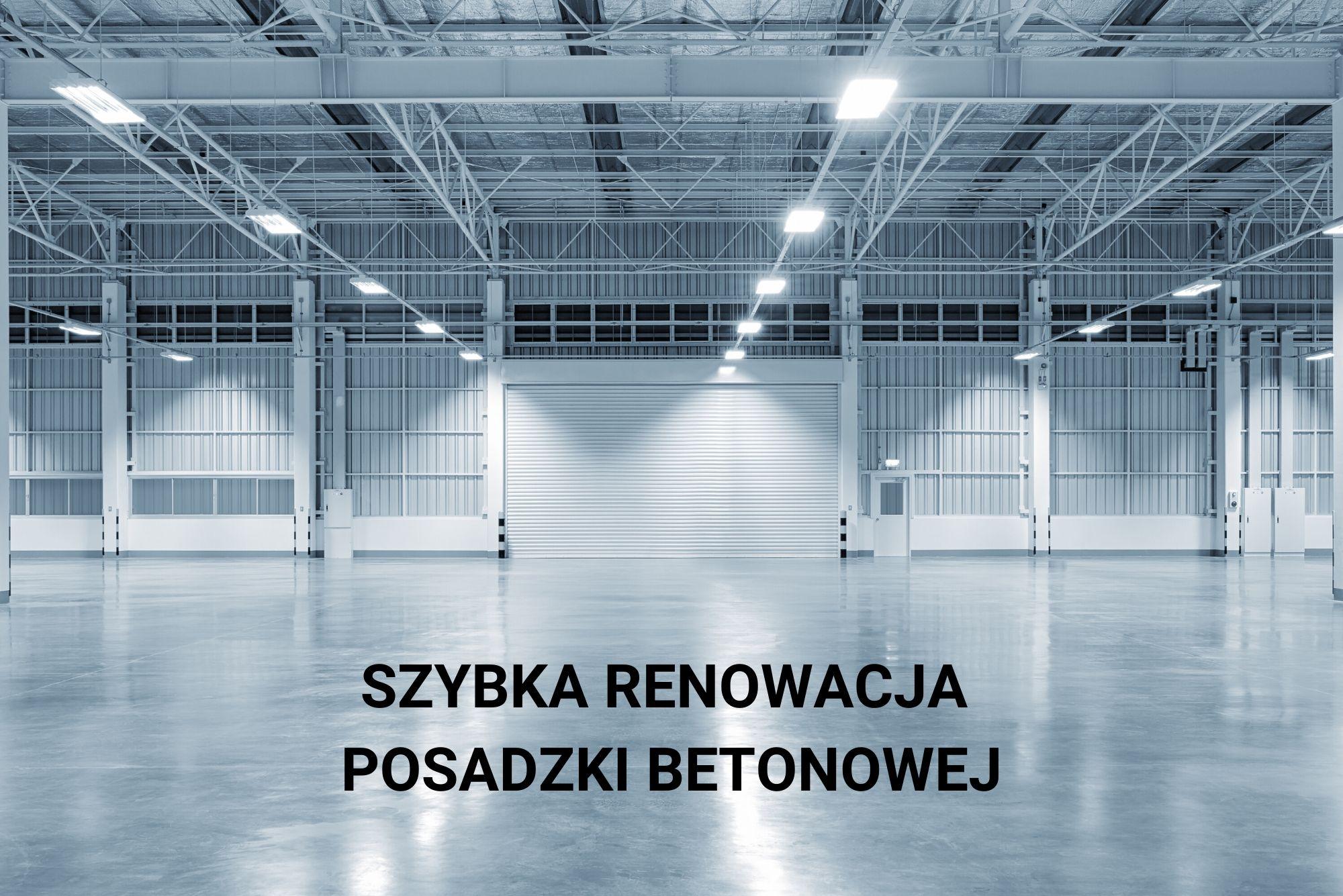 Technologia ECO Renowacja posadzki
