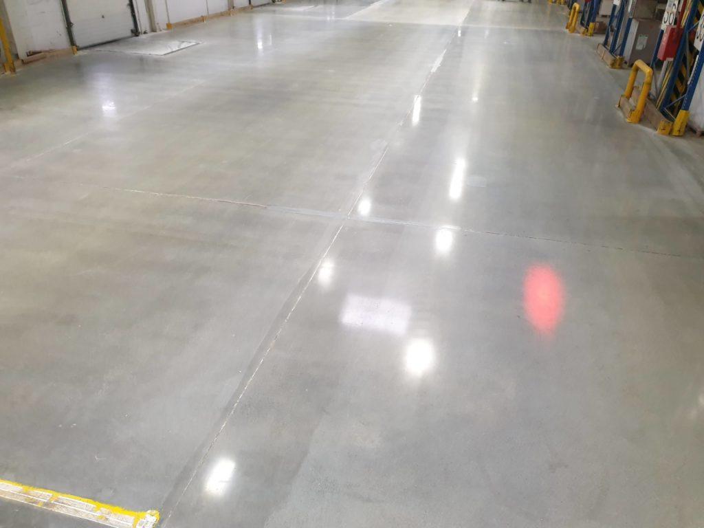 Szlifowanie betonu a impregnacja 1